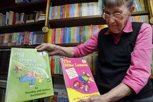 Jan Berenstain, with her husband, Stan, wrote and illustrated the Berenstain Bears books that charmed preschoolers and their parents for 50 years. (July 26, 1923 – Feb. 24, 2012)