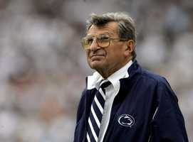 Joe Paterno was the longtime Penn State coach who won more games than anyone in major college football but was fired amid a child sex abuse scandal that scarred his reputation for winning with integrity. ( Dec. 21, 1926 – Jan. 22, 2012)