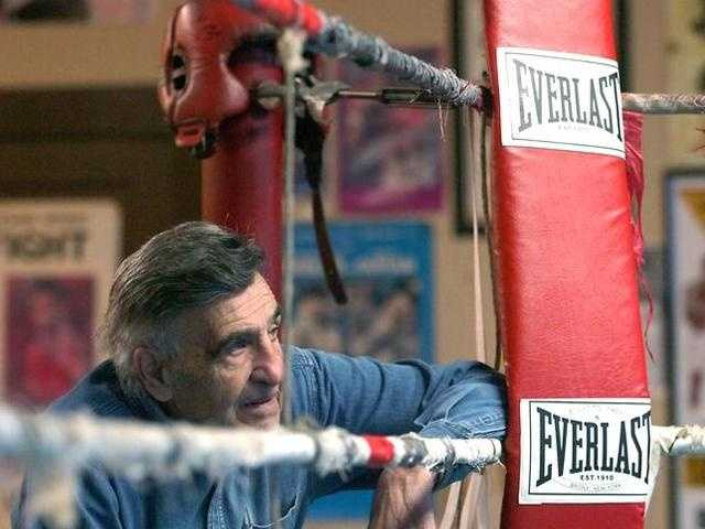 Goody Petronelli was a legendary boxing trainer, a Brockton native, who trained a string of professional boxers including Marvelous Marvin Hagler. (12 Oct. 1923 - 29 Jan. 2012)