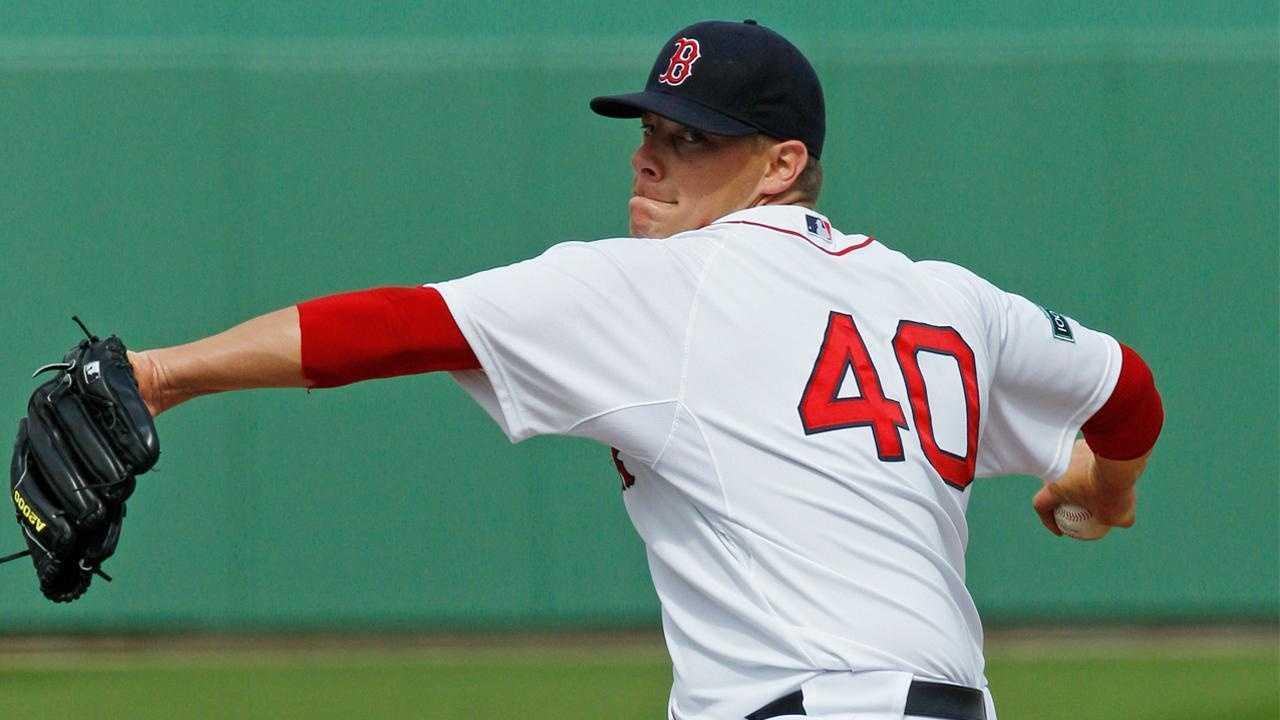 Andrew Bailey Red Sox - 30826663