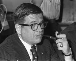 Charles Colson was the tough-as-nails special counsel to President Richard Nixon who went to prison for his role in a Watergate-related case and became a Christian evangelical helping inmates. (October 16, 1931 – April 21, 2012)