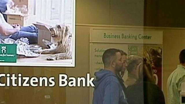 CITIZENS BANK PROBLEMS - 29489193