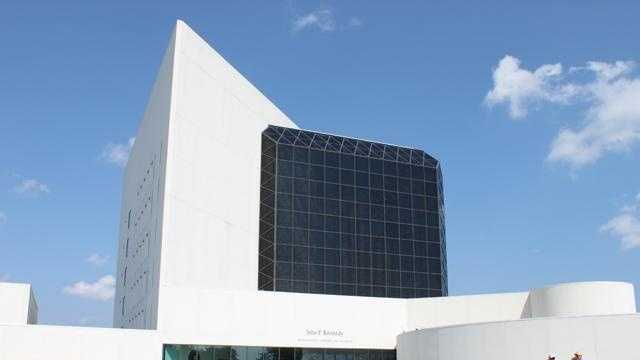 JFK Library GOOD - 29185258
