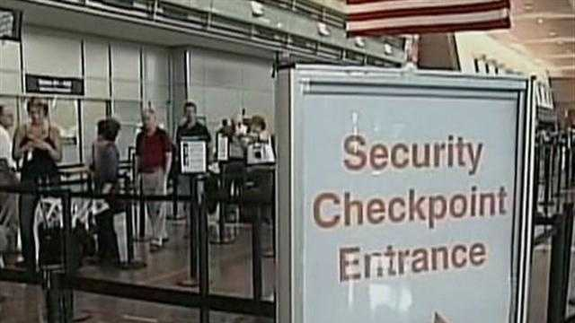 The Transportation Safety Administration is standing by airport security officers after an incident that's sparking outrage nationwide.