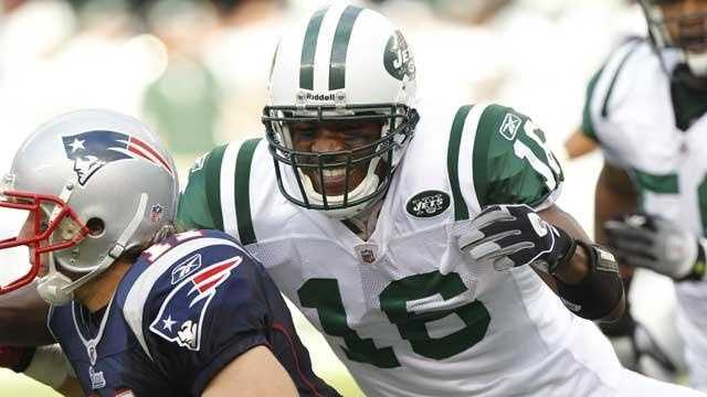 Patriots Jets tackle AP pic - 25141459