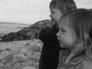 Laura Stone-Mortimer posted this 2009 photo of her children on her Facebook page.