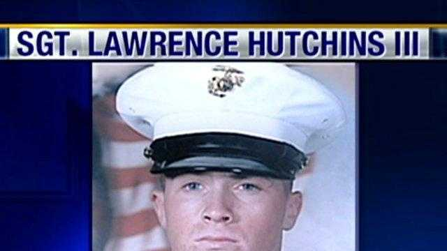 Sgt. Lawrence Hutchins III.