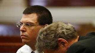 Michael Riley After Verdict -- Still - 22967607