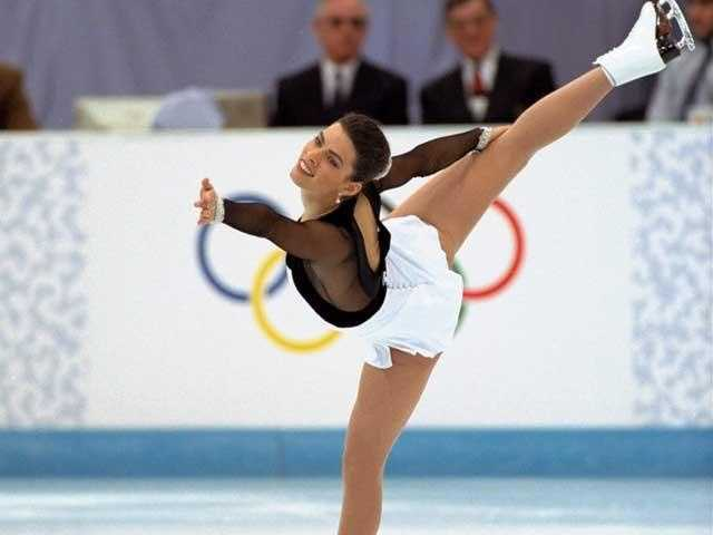 Massachusetts native and Olympic medalist Nancy Kerrigan sparked international interest when her knee was clubbed during a world figure skating championship in 1994.