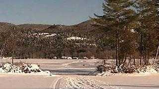 Vermont Snowmobile Deaths Scene - 22197763
