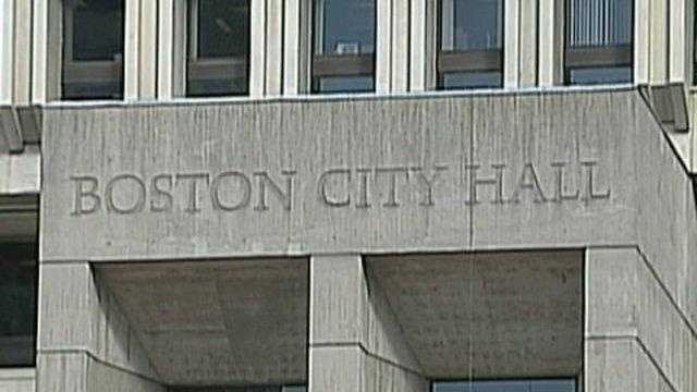 Boston City Hall - 21220442