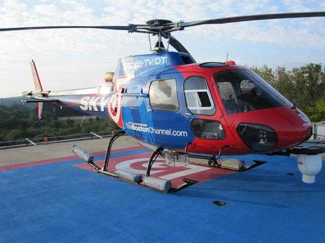 Live Sky 5 is the NewsCenter 5 helicopter that provides aerial coverage for our newscasts.