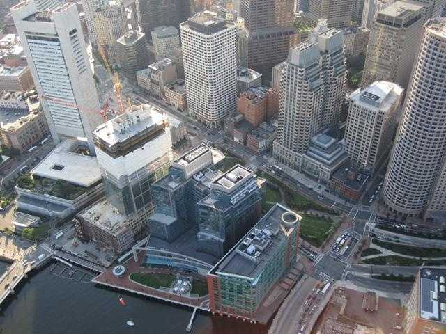 The Financial District