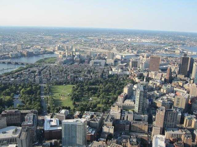 The Boston Common