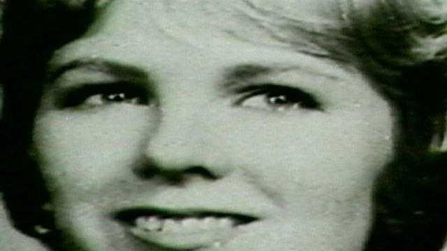 Mary Jo Kopechne, 28, died in the 1969 crash on Chappaquiddick Island.