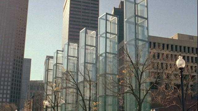Boston Holocaust Memorial -- AP - 19716599