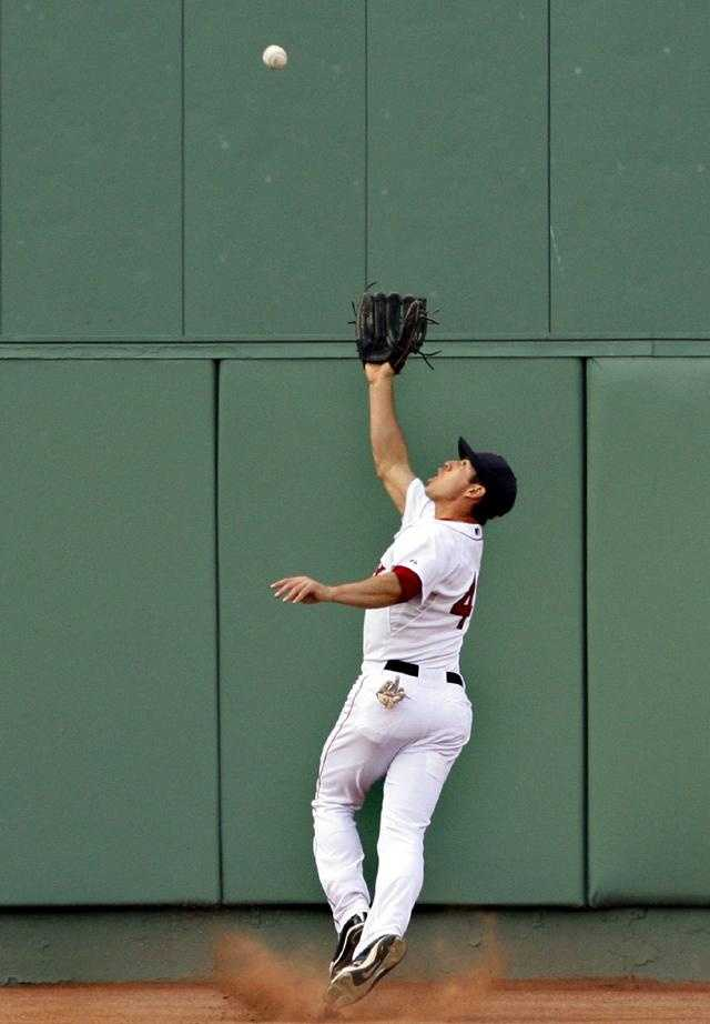 Ellsbury made his MLB debut for the Red Sox June 30, 2007.