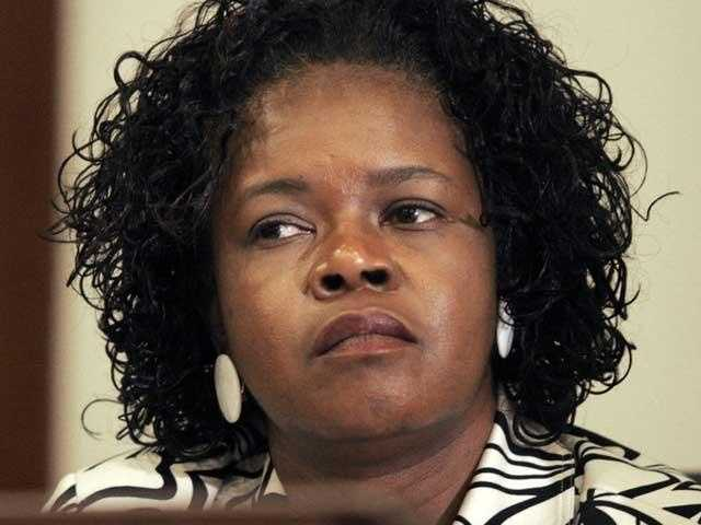 Ex-State Sen. Dianne Wilkerson was charged with accepting bribes.