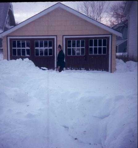 No place to throw the driveway snow--Lynn, MA
