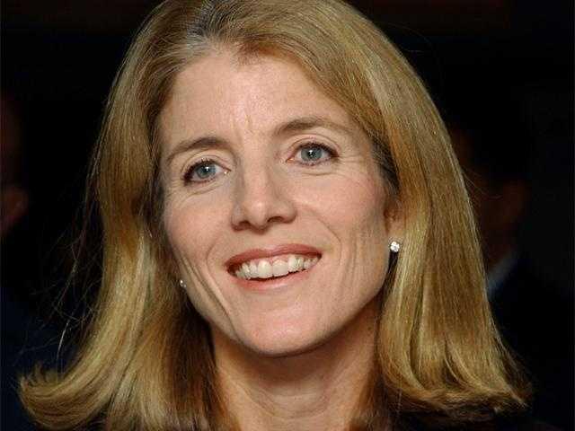 Caroline Kennedy in 2002.
