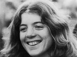 Caroline Kennedy in 1974.