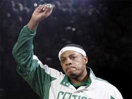 As the team captain, he was instrumental in bringing another NBA championship banner back to Boston in 2008.