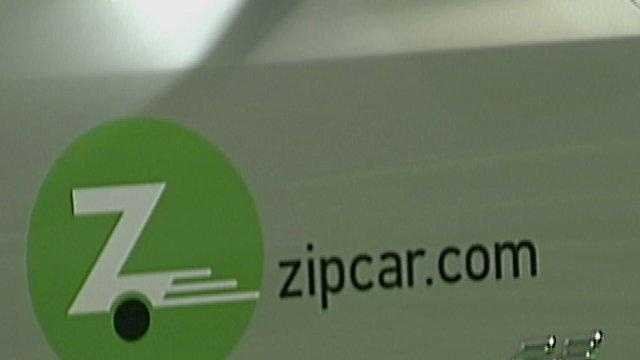 ZipCar, Zip Car - 16857413