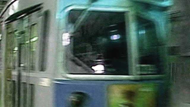 MBTA Blue Line Trolley - 16655211