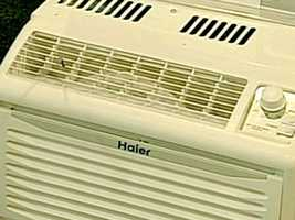 If you do not have air conditioning, stay on your lowest floor, out of the sun.