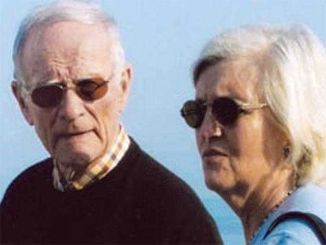Released by the FBI on Sept. 14, 2007 a man and a woman are shown in Taormina, Italy. They turned out not to be Bulger and Greig.