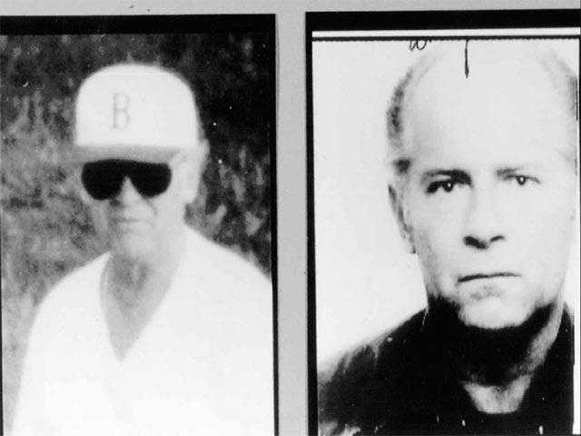 Bulger disappeared just after his indictment on charges that he plotted with the Mafia to split up gambling and drug profits throughout New England.