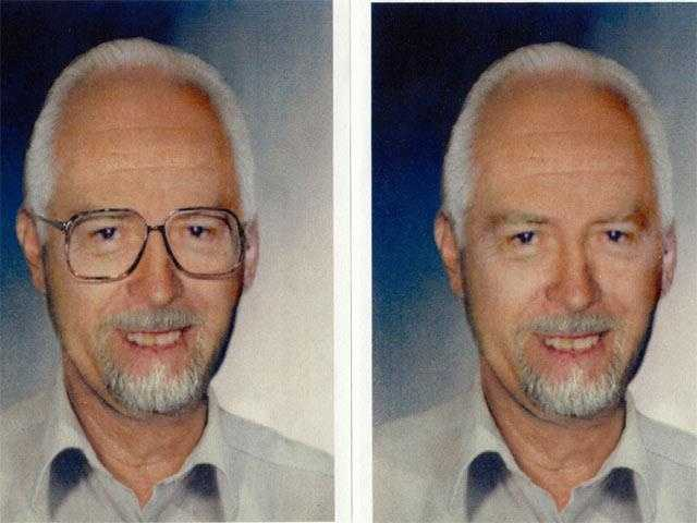 These were FBI artist composition images released Jan. 2, 2003, showing Bulger, who was believed to have been sighted in London in September 2002.