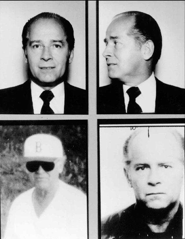 When Bulger returned to Boston, he joined a gang that robbed banks and hijacked trucks. He was sentenced to 25 years in prison in 1956