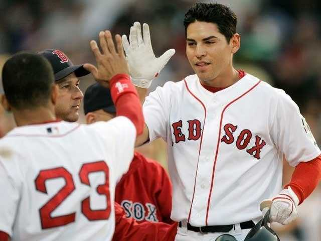 Jacoby McCabe Ellsbury was born on Sept. 11, 1983.