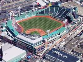"The Red Sox call Fenway Park ""America's Most Beloved Ballpark."""