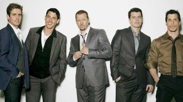 New Kids on the Block in 2008