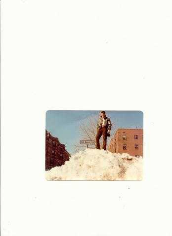Paul on St. Paul Street, Brookline