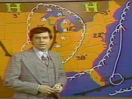 """However, meteorologist Harvey Leonard had predicted a """"textbook"""" storm with blizzard conditions several days before."""