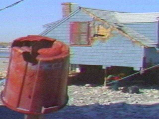 The hurricane-like storm killed at least 56 people and caused an estimated one billion dollars' worth of damage.