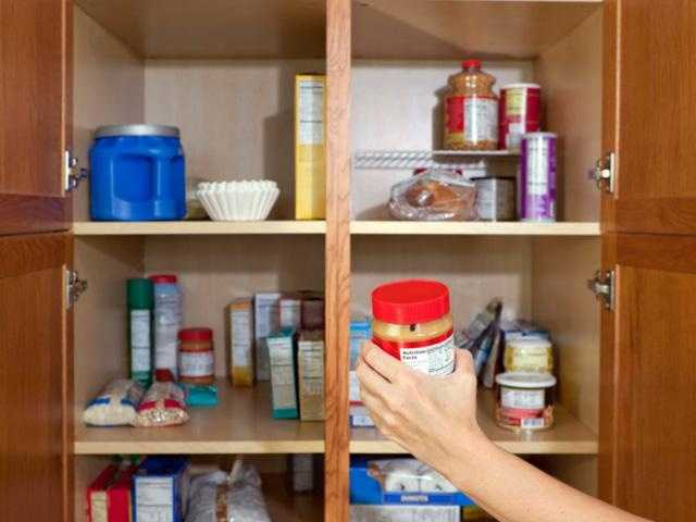 "3.) Build cash with a ""Pantry Week"""