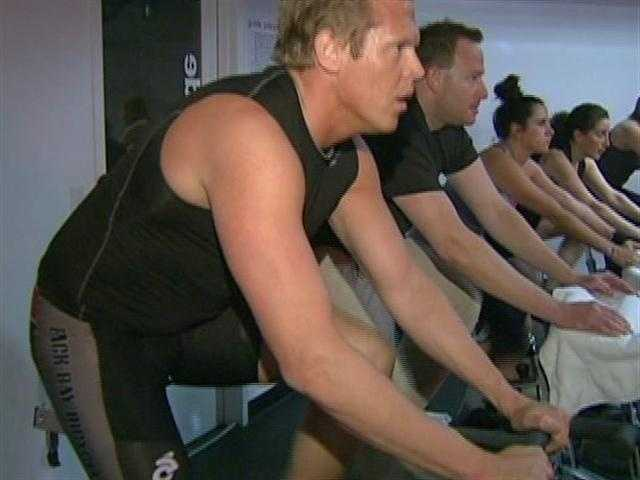 Spinning, a revolutionary workout, developed in the mid 90's.