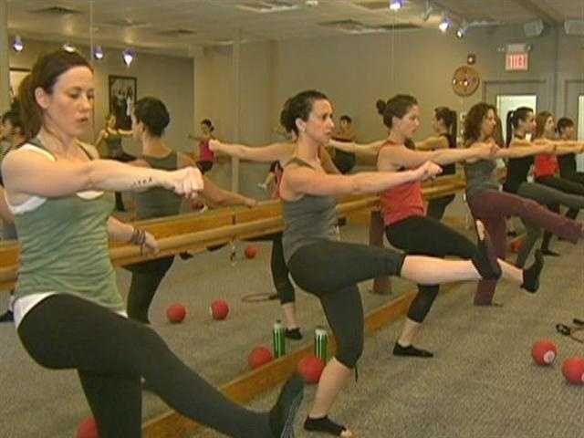 Pure Barre is designed to lengthen the muscles, slim down the abs, thighs, and seat.