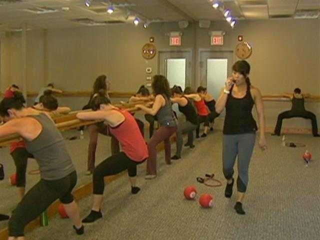 The buzz from Pure Barre is attracting people from all over New England.