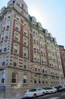 In 1915, the Kenmore Apartments were built on the corner of Kenmore and Comm. Ave. The apartments became the Hotel Kenmore with 400 guest rooms.