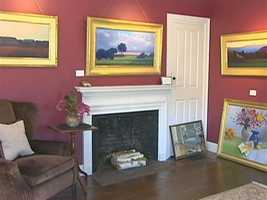 Lawrence Powers bought it to house his family business-an art gallery.