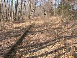 Another feature is that it abuts the old abandoned tracks of the Framingham and Lowell railroad...soon to become a rail trail.