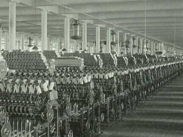 Before it was Malden Mills, it was the Arlington Woolen Mill. Among it's workers? A young man named Robert Frost.