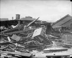 The damage was estimated at $1 million in 1919, which is equal to about $14 million in 2015.