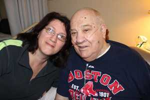 A native of East Boston, Disario says he is a lifelong Red Sox fan.