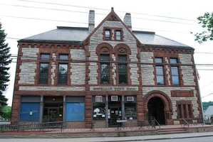 #46 Hopedale with an average income of $86,866.